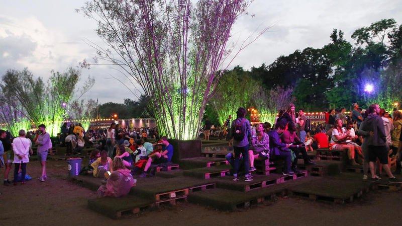 Le festival commence mardi 18 juillet
