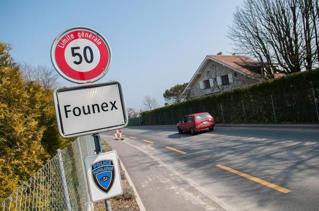 Le chauffage à distance abandonné à Founex