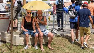 Tour de France : l'étape des Rousses en images