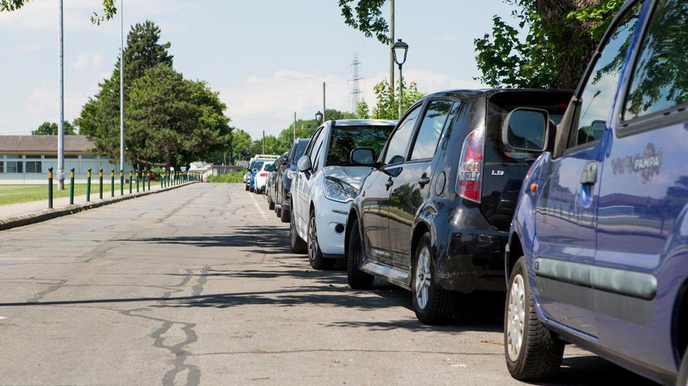 Avant de sortir du parking, mieux vaut prendre quelques précautions.