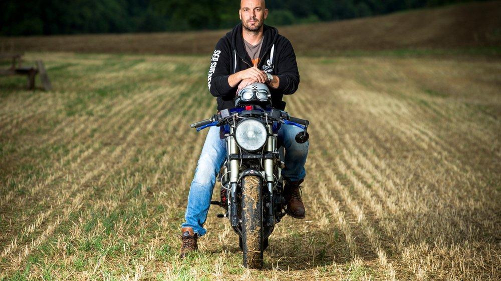 Julien Lasserre, organisateur de l'Orny Ring