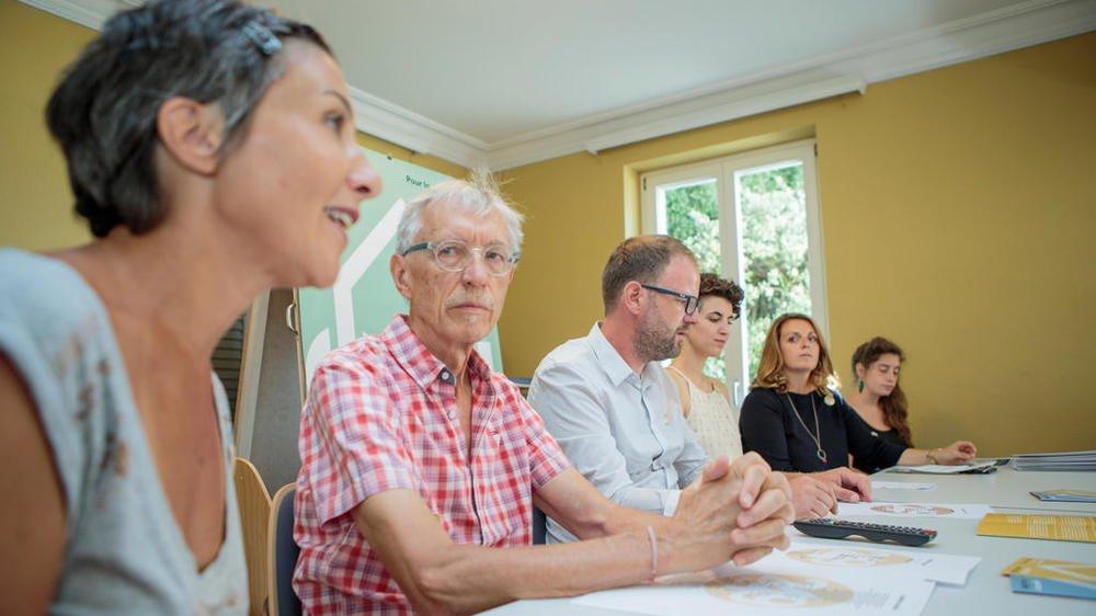 Le comité de l'association est composé de Mercedes Vaucher, Claude Farine (PS), David Saugy (PLR, président), Hélène Menut, Aurélie Bodeman et Chloé Démétriadès.