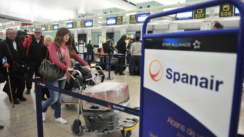 Tourisme: l'aéroport de Barcelone sera paralysé par une grève ce vendredi