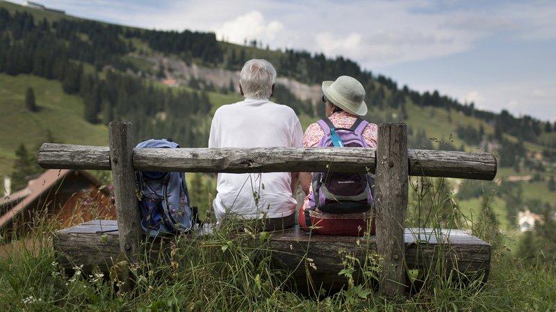 La réforme vise à garantir la pérennité du système de retraite suisse.