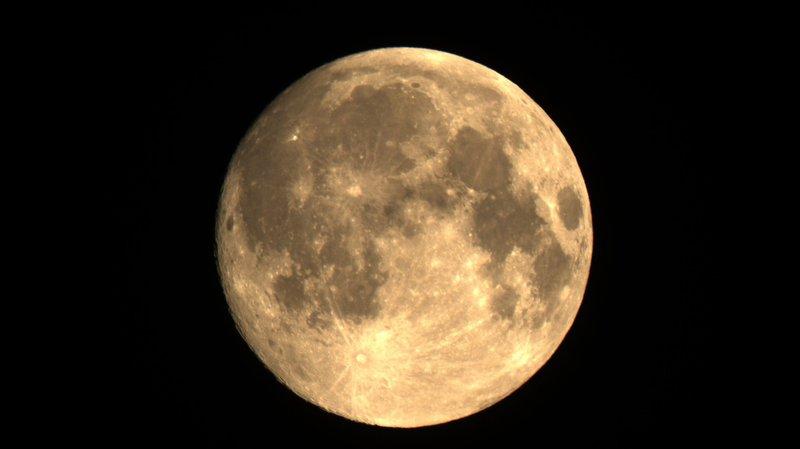L'éclipse de lune ne sera pas impressionnante, mais ce phénomène pourra être visible l'année prochaine.