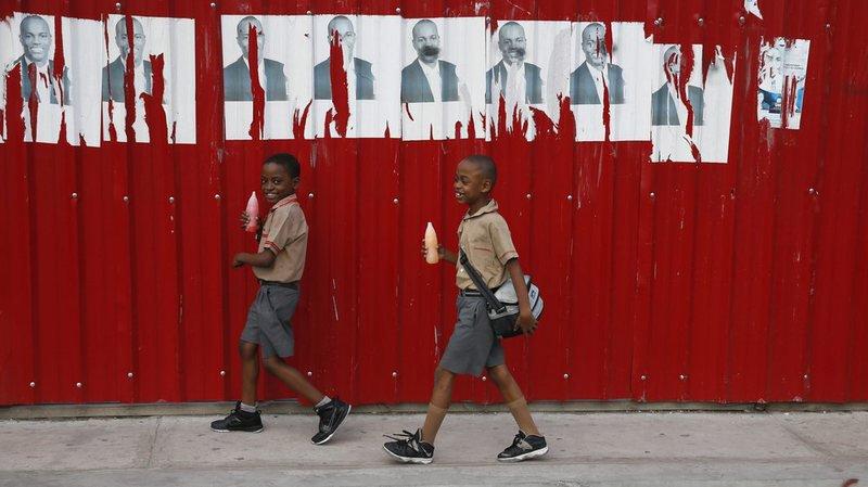 Haïti: le sénat interdit toute promotion de l'homosexualité