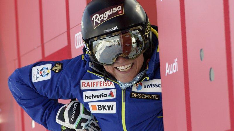 La Suissesse fera son retour sur le circuit aux Etats-Unis au mois de novembre.