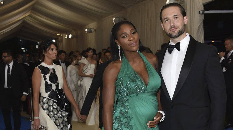 Tennis: Serena Williams maman d'une petite fille