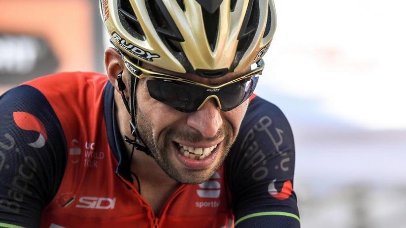 Tour d'Espagne: Vincenzo Nibali remporte la 3e étape de la Vuelta, Chris Froome 3e