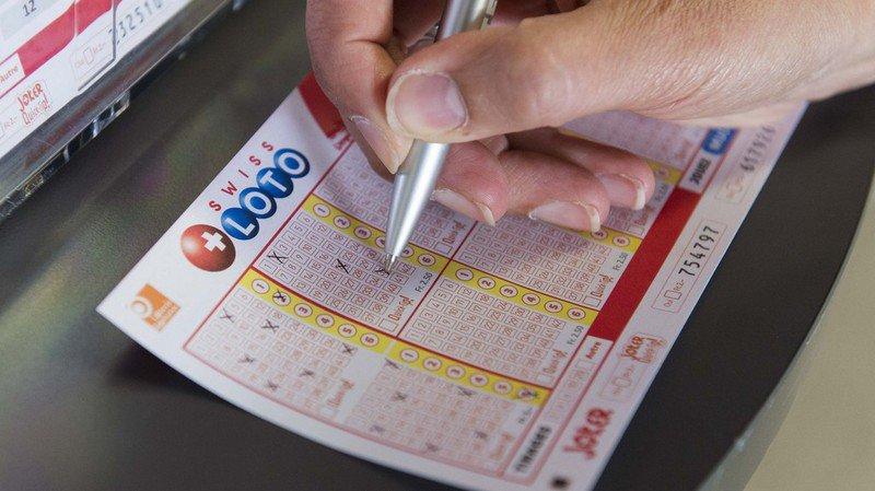 Loterie: personne n'a gagné le gros lot au Swiss Loto samedi