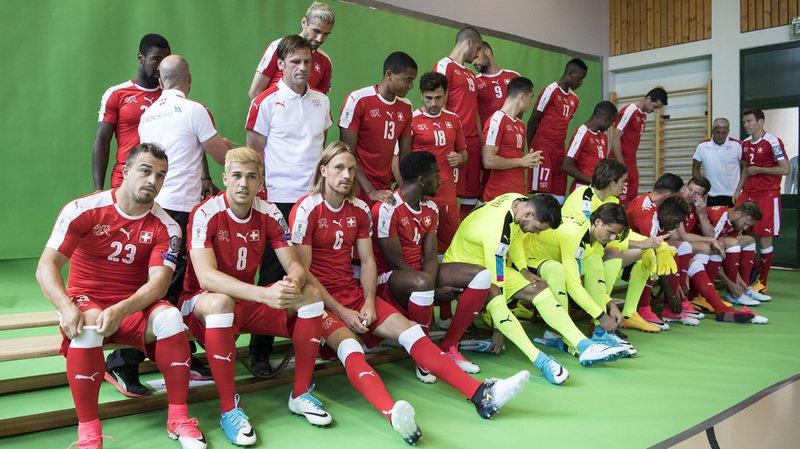 Classement FIFA: la Suisse se hisse au 4e rang, le deuxième meilleur résultat de son histoire