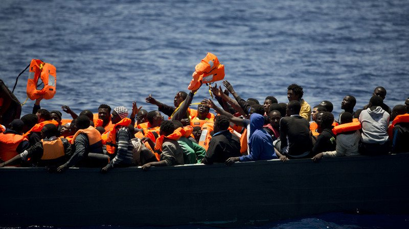 Mer méditerranée: 600 personnes secourues mercredi