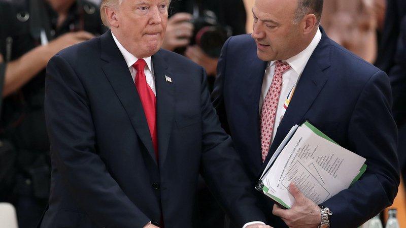 Charlottesville: Gary Cohn, le conseiller économique de Donald Trump, critique la réaction du président