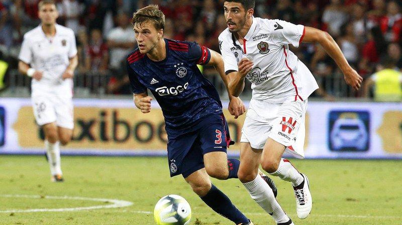 Football: l'OGC Nice de Lucien Favre élimine l'Ajax Amsterdam et se qualifie pour les barrages de la Ligue des Champions