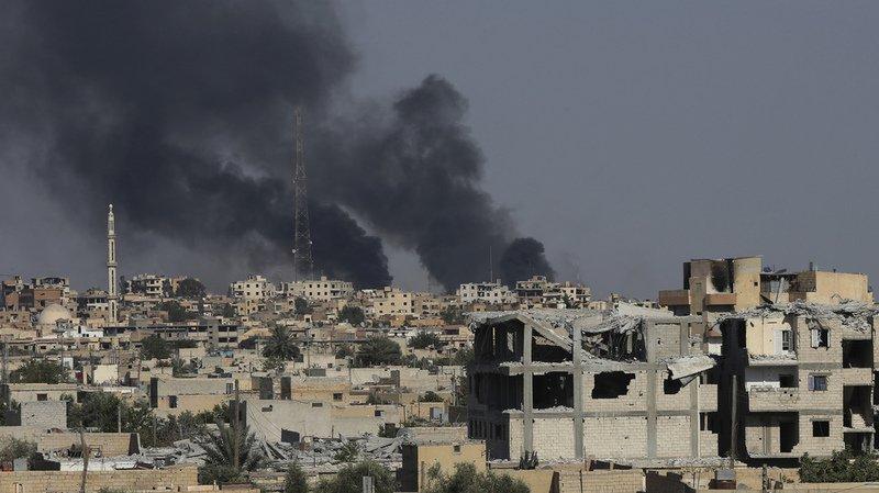 Syrie: le groupe Etat islamique a été chassé de la vielle ville de Raqqa