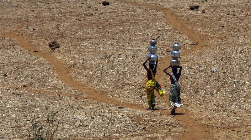 Réchauffement climatique: Caritas veut que la Suisse verse 1 milliard aux pays pauvres