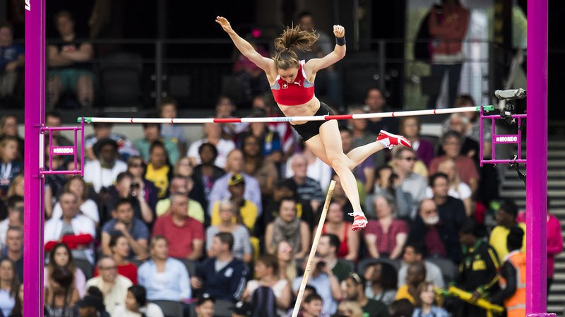 Mondiaux d'athlétisme de Londres : Nicole Büchler passe à côté de sa finale