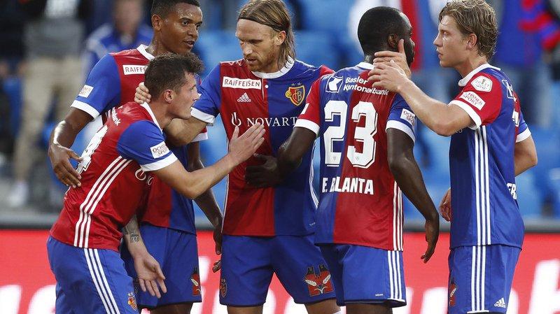 Ligue des champions: en phase de groupes, le FC Bâle affrontera le Benfica, Manchester United et le CSKA Moscou