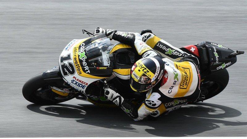 Motocyclisme: Tom Lüthi pilotera en MotoGP la saison prochaine