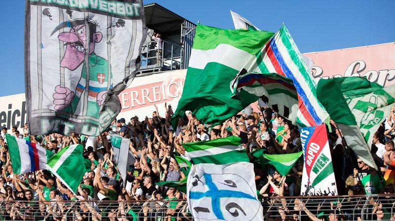 Football: un supporter autrichien fait un salut nazi pendant un match, 18 mois de prison ferme