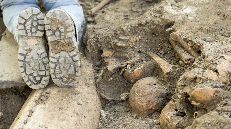 Pérou: découverte d'un nouveau site de sacrifice rituel d'enfants