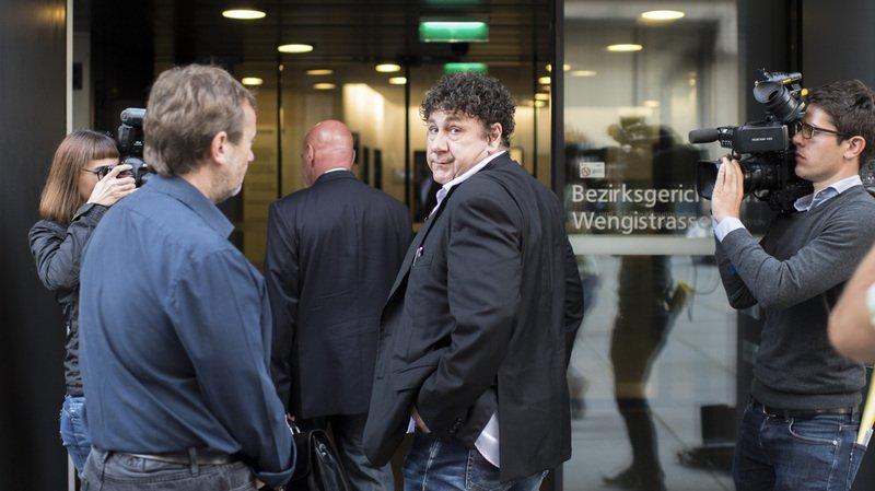 Actes d'ordre sexuel: un clown de Knie reconnu coupable à Zurich
