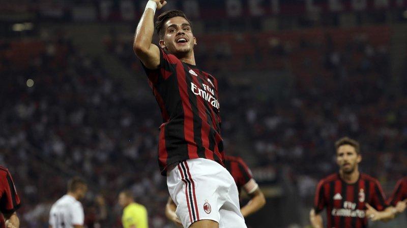 Europa League: l'AC Milan commence fort en battant les Macédoniens de Shkëndija 6-0