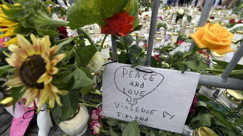 Si le caractère terroriste de l'attaque était confirmé, il s'agirait d'une première dans ce pays nordique.