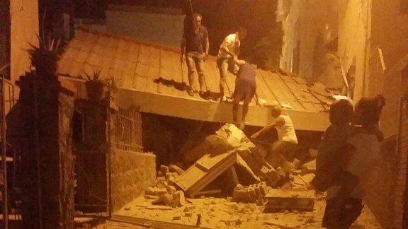 Italie: un séisme touche l'île d'Ischia, au moins 2 femmes ont perdu la vie, 36 blessés, 3 enfants extraits des décombres