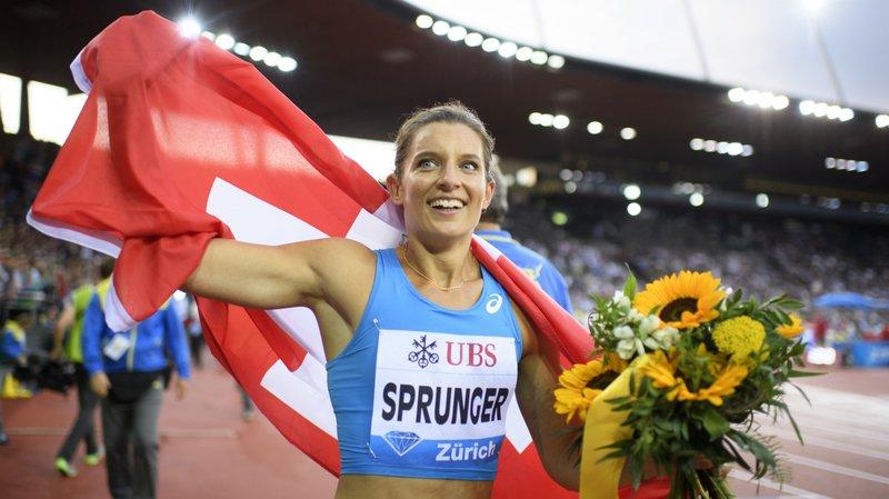 Ellen Sprunger: «J'avais beaucoup de choses en tête»