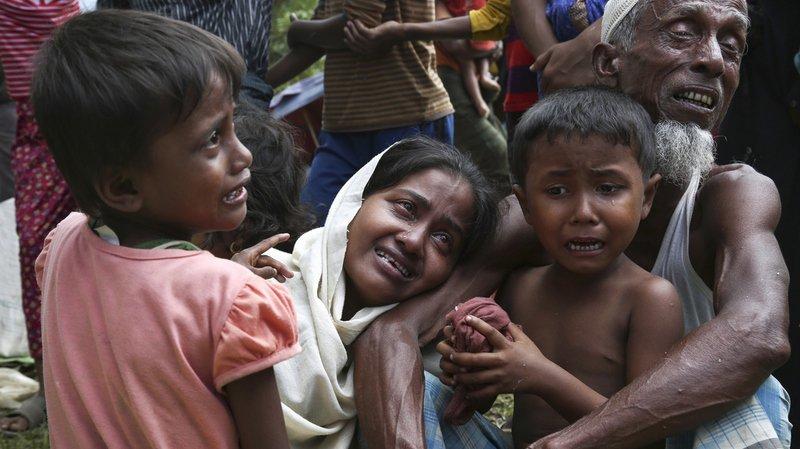 Birmanie: nouvelle escalade de la violence, près de 400 morts et 47'000 déplacés en une semaine