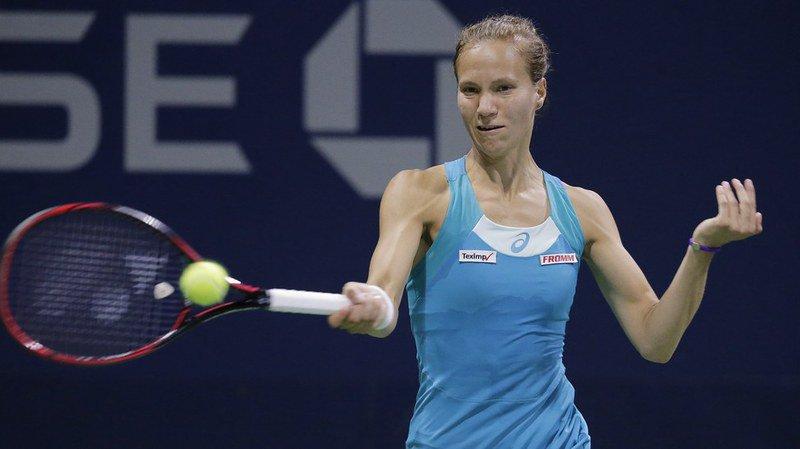 US Open: la Suissesse Golubic éliminée au premier tour