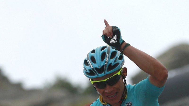 Tour d'Espagne: Miguel Angel Lopez rafle la 15e étape de la Vuelta