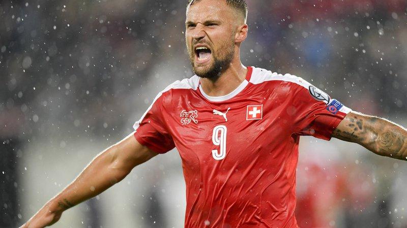 Coupe du monde 2018: 10e victoire consécutive de la Nati qui bat Andorre 3-0 en match de qualification
