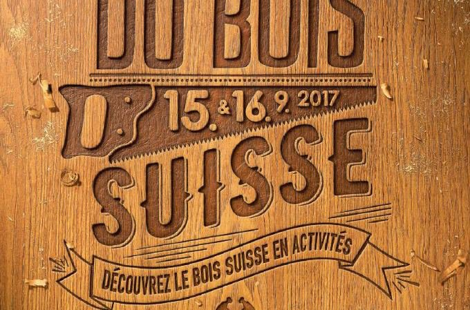 Journées du bois suisse - Givrins
