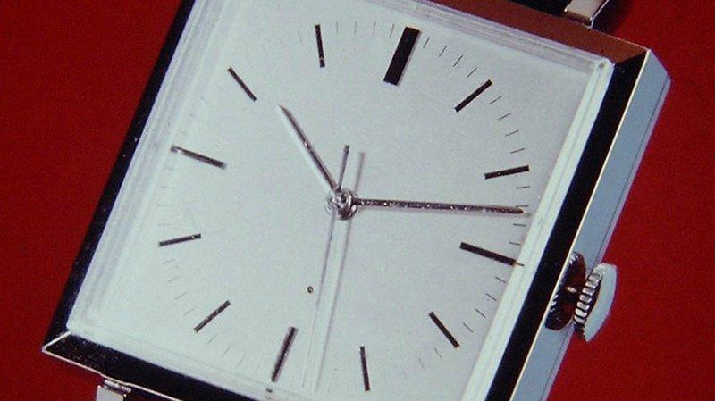 Voilà la Beta 1, la toute première montre-bracelet à quartz du monde.