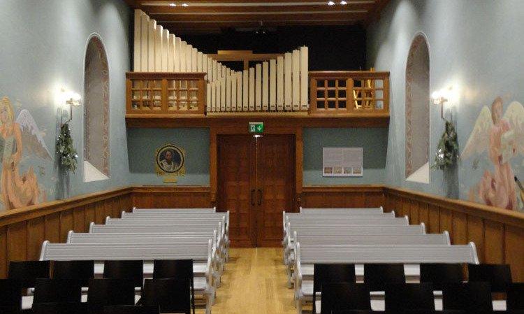 Concert au Temple de Crans-près-Céligny