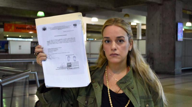 Venezuela: l'opposante Lilian Tintori empêchée de quitter le pays