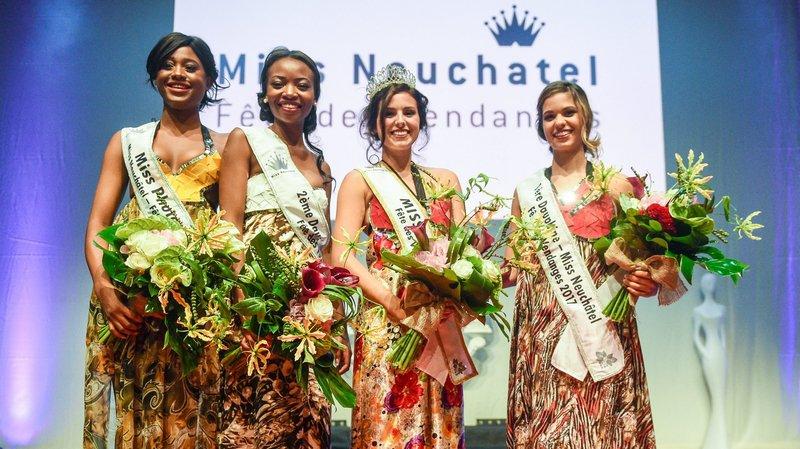 Couac à Miss Neuchâtel: la deuxième dauphine était en fait la grande gagnante