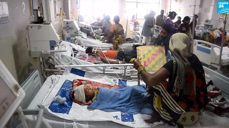 Bilan à la hausse: au moins 85 enfants meurent dans un hôpital public enInde