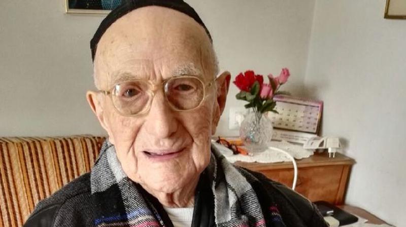 Israël: l'homme le plus vieux du monde est décédé à l'âge de 113 ans