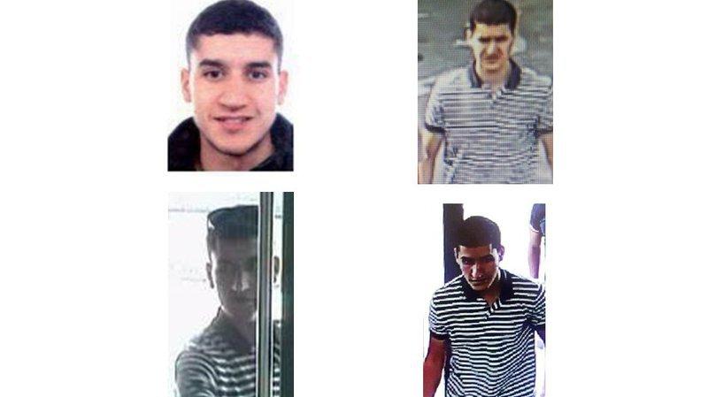 Attentat de Barcelone: le chauffeur de la camionnette, toujours en fuite, recherché dans toute l'Europe