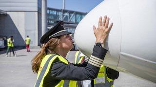 Genève-Zurich: le dernier vol du Jumbolino
