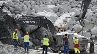 Grisons: le village de Bondo meurtri par un éboulement
