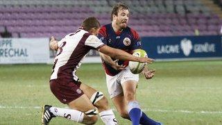 Servette trop fort pour le Nyon Rugby Club