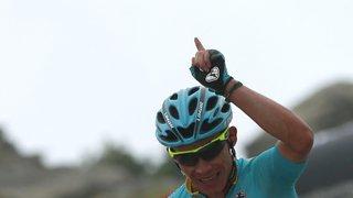 Vuelta: Miguel Angel Lopez remet ça