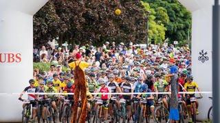 La 23e édition de la course de VTT Chéserex-La Barillette