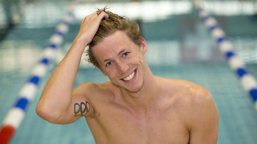 Jeremy Desplanches (Geneve Natation) sera la tête d'affiche du 28e Mémorial Michel Bally, ce week-end à la piscine du Rocher, à Nyon.