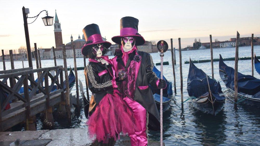 Les rues de Coppet prendront des airs vénitiens ce week-end.