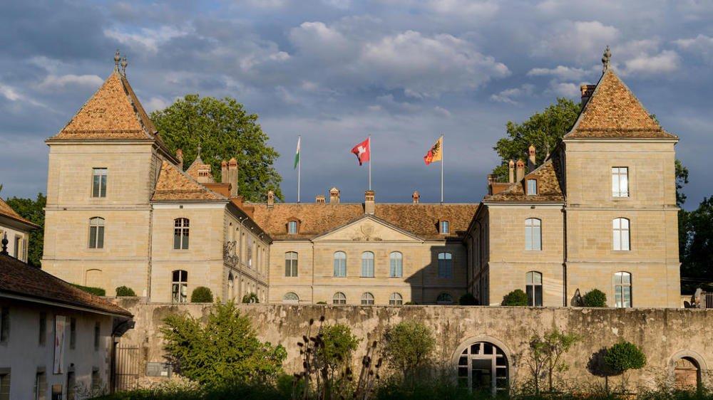 Le sentier aura le Château de Prangins pour point de départ.